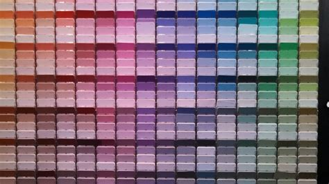Where Can You Find Color Samples Of Dupont Paint