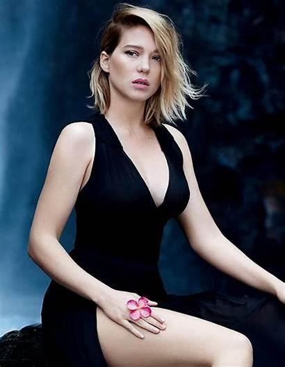 Seydoux Lea Actress French Lea Maxim Bond