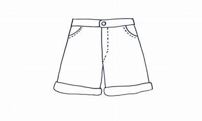 Shorts Draw Drawing Drawings Paintingvalley