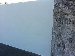 Mur A La Chaux : mur a la chaux finition badigeon de chaux s a s balzac ~ Premium-room.com Idées de Décoration