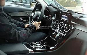 2018 MercedesBenz CCl Facelift Shows Interior For The First Time  autoevolution