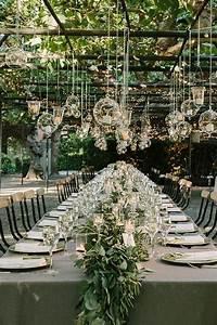Mariage : inspiration pour une décoration de jardin