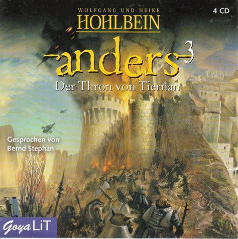 Heike & Wolfgang Hohlbein Anders 3  Der Thron Von