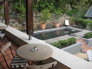 Kleiner Pool Für Terrasse : kleiner pool direkt an terrasse garten pinterest pool im garten garten und kleiner pool ~ Orissabook.com Haus und Dekorationen