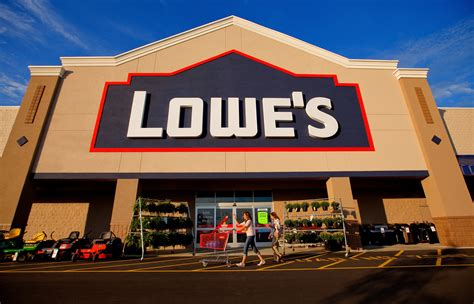Lowe's Locations Near Me