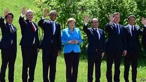 Actualité: Le G7, un pitoyable G vain! - INTELLECTION