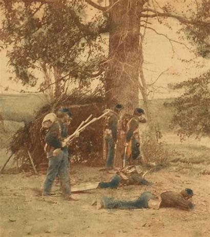 Civil War History During Lean Guard Picket