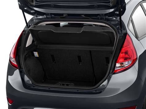 image  ford fiesta  door hb ses trunk size
