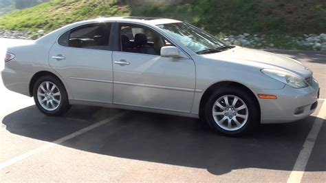 For Sale 2002 Lexus Es 300 !!! Only 93k Miles!! Luxury
