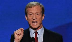 Tom Steyer makes a stand against the proposed Keystone XL ...