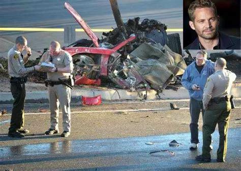 Chatter Busy: Paul Walker Death Car Crash Video