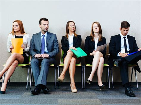 Things You Shouldn't Do In An Interview  Business Insider
