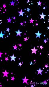 © 2016 Neon Star Wallpaper | Wallpapers | Pinterest | Star ...