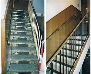 Treppe Renovieren Pvc : t r treppe spg knehans ~ Markanthonyermac.com Haus und Dekorationen