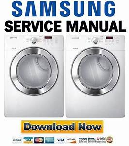 Samsung Dv365etbgwr Service Manual And Repair Guide