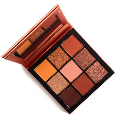 huda beauty topaz obsessions eyeshadow palette review