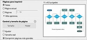 Imprimir Un Diagrama De Visio Online