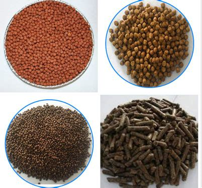 extruded aquafeed  pelleted feed