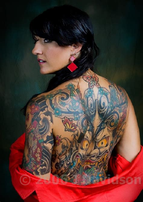 25+ Marvelous Full Back Tattoo Designs, you should see ...
