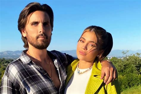 Scott Disick parties with the Kardashians after Sofia ...