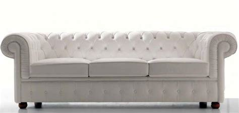 canapé chesterfield cuir photos canapé chesterfield convertible cuir blanc