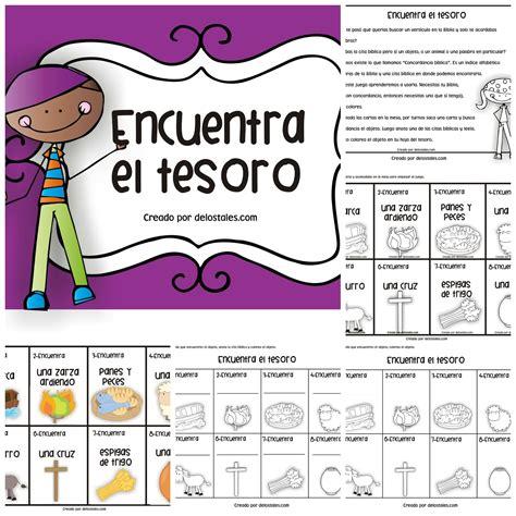 juegos para nios de escuela dominical recursos de educaci