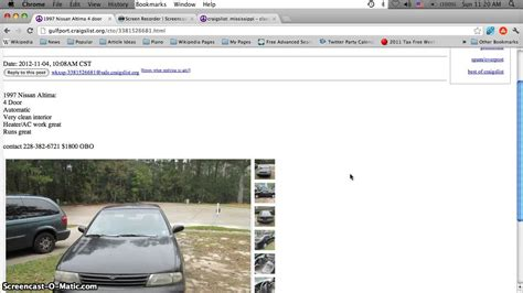 Jackson Ms Cars Trucks Craigslist