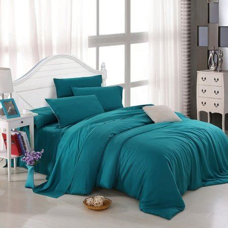 teal plain colored luxury noble simply chic western