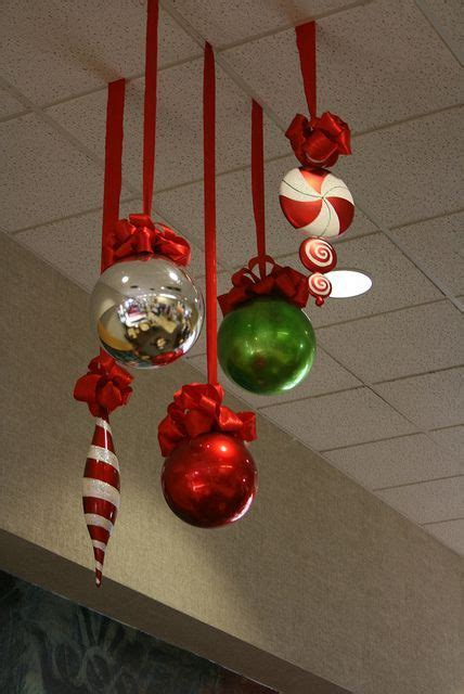 images  christmas ceiling decor  pinterest