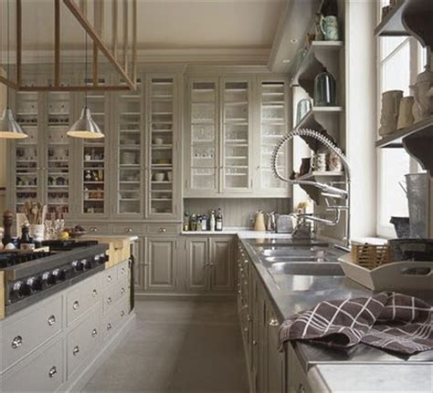 kitchen cabinets with high ceilings can t rip out your kitchen s furr downs do this designed 8180