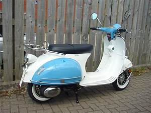 AJS MODENA 125 1960s VESPA LAMBRETTA STYLE SCOOTER