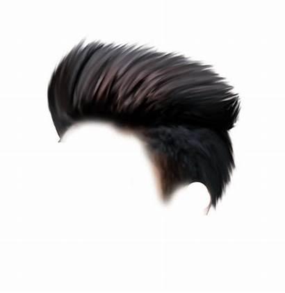 Boy Hairstyle Brushing Transparent