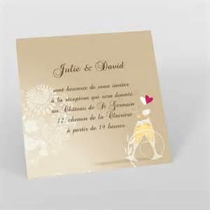d invitation mariage carte d 39 invitation mariage personnalisée faire part