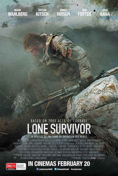 review lone survivor trespass magazine