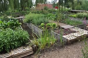 Idee De Jardin : decoration jardin potager qj45 jornalagora ~ Zukunftsfamilie.com Idées de Décoration