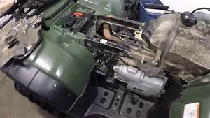 Honda Foreman 450 Build