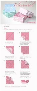 Boxen Zum Verstauen : die besten 25 schachtel falten ideen auf pinterest origami schachtel falten diy origami box ~ Indierocktalk.com Haus und Dekorationen