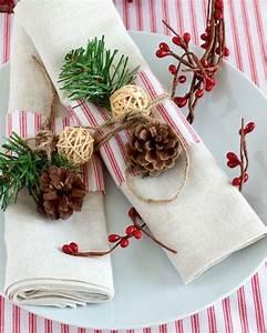 Weihnachtsdeko Zum Selber Machen : bild 11 weihnachtsdeko selber machen stoffserviette zum feierlichen mahl ~ Orissabook.com Haus und Dekorationen