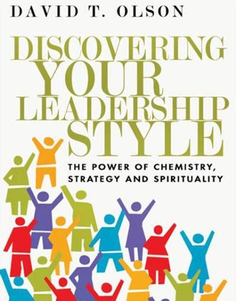 discovering  leadership style  power  chemistry