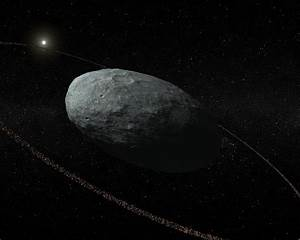 Haumea dwarf planet has a ring to it: study