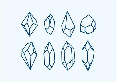 Crystal Vector Shapes Clipart Vectors Vecteezy Graphics