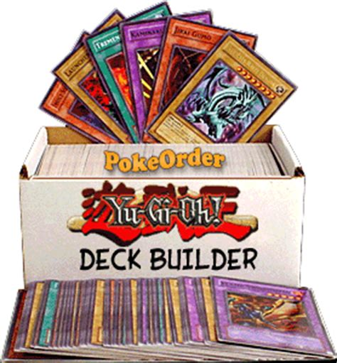 tcg deck building yugioh card deck builder 125 cards yugioh grab