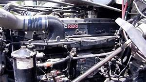 Cummins N14 Celect Engine Start