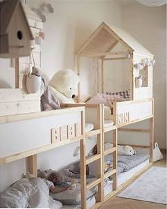 Hausbett Kinder Selber Bauen : hausbett aus ikea kura selber bauen mit dach twinswildlife limmaland blog ~ Markanthonyermac.com Haus und Dekorationen