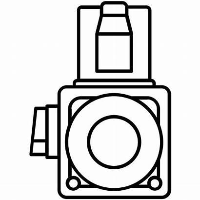 Camera Coloring Fotoapparat Malvorlage Ultracoloringpages