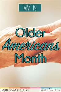 Month Calendars 2020 Older Americans Month Holiday Smart