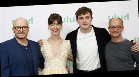 'Normal People' Showrunners & Stars Paul Mescal & Daisy ...