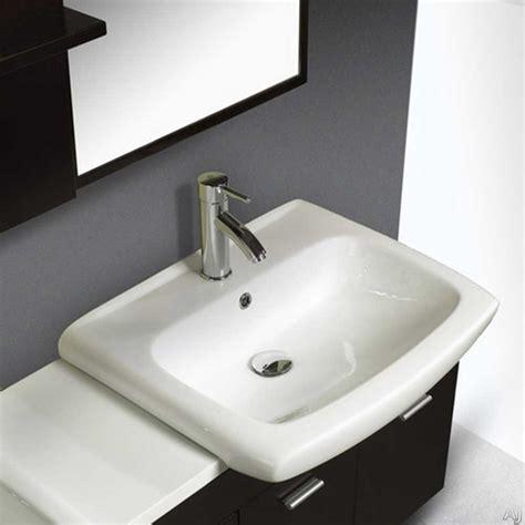 vigo industries vg09001104k 59 quot modern bowl wall mount vanity with large doors