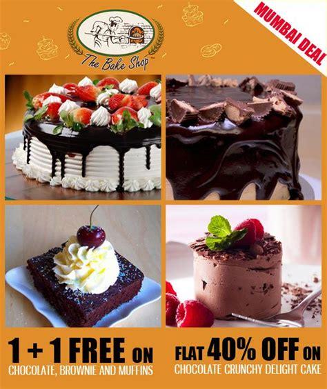 bake shop kanjurmarg mumbai discounts deals cake