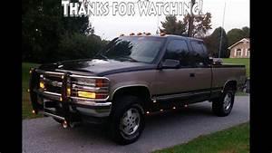 1995 Restored Chevy Silverado